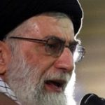 Ali Khamenei, regime's supreme leader