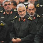 Leader of the terrorist IRGC force