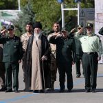 IRGC's parade