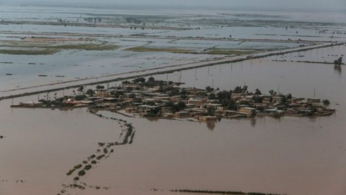 Iranians protest regime's mismanagement of the flood response