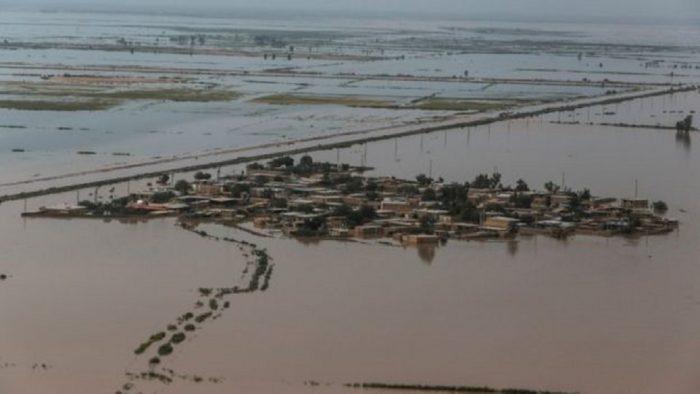 Iranians protest regime's mismanagement of the flood response
