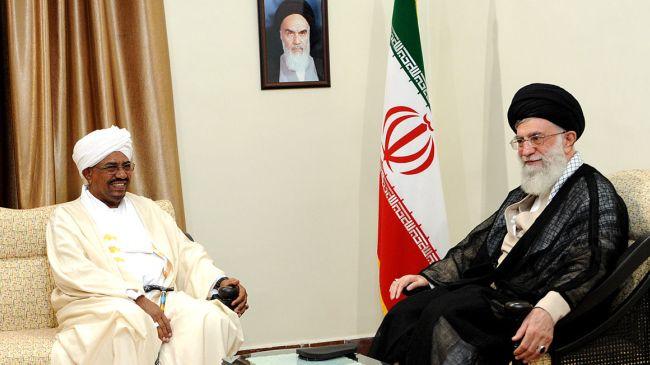 Two dictators meet up