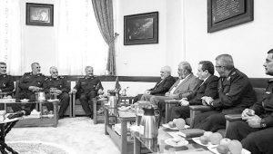 Zarif, Jafari, and Qassim Soleimani