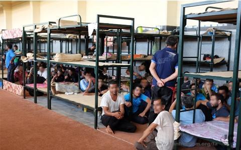 23 Prisoners on row in Fashafoyeh Prison for hand amputation