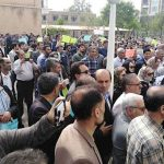 Teachers protests in Iran