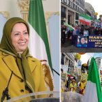 Maryam Rajavi Brussels
