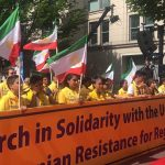 March for regime change in Iran-Washington D.C.