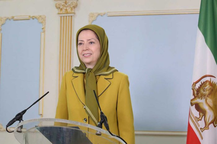 Maryam Rajavi's Speech during June 15, Free Iran rally in Brussels