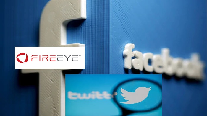 Twitter and Facebook close many fake accounts related to Iran