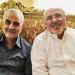 Zarif and Soleimani