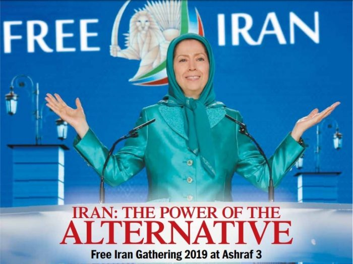 National Council of Resistance of Iran (NCRI)Supporters of the