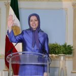 Maryam Rajavi, addressing Washington D.C. rally-June 21, 2019