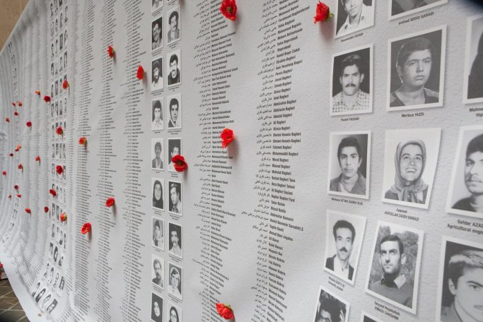 List and particulars of 1988 massacre in Iran