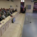 Maryam Rajavi addressing the conference 1988 Massacre in Iran, Perpetrators must be TRIED