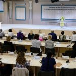 """Women in the Iranian Resistance-Defying the Misogynist Regime, Paying the Price of Freedom"" conference in MEK's camp in Albania"
