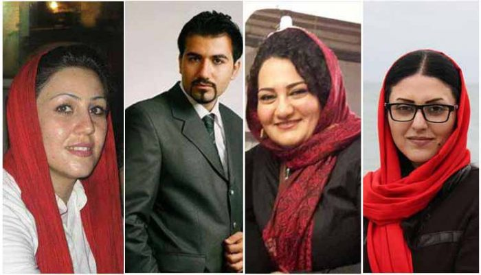 political prisoners in Iran