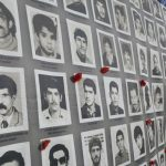 photo of 1988 massacre in Iran