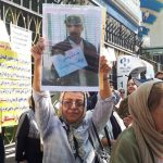 Pensioners & Teachers take it to the streets in Tehran and Isfahan