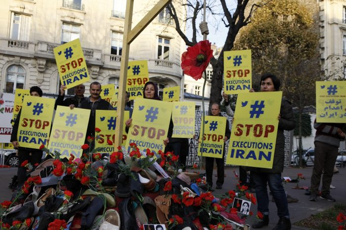 Rally to call for justice for the 1988 massacre in Iran1988 Massacre
