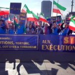 Justice for the 1988 Massacre victim's rally-Geneva