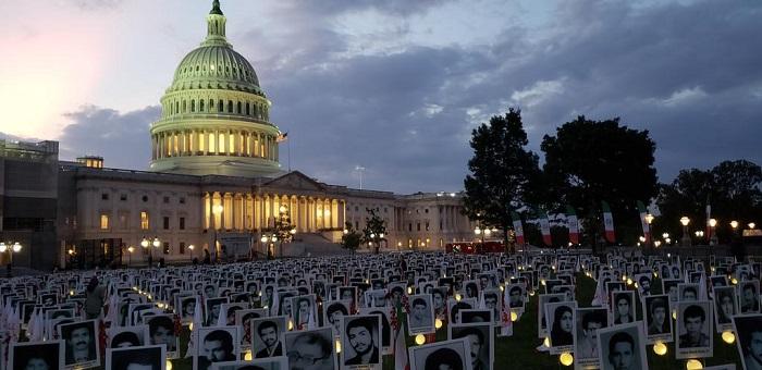 1988 massacre exhibition in DC