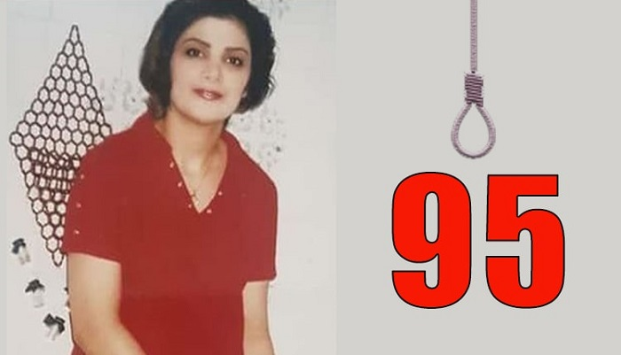 Leila Zarafshan,the 95 women executed in Iran