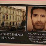 Assadollah Assadi, Iranian regime's diplomat-terrorist