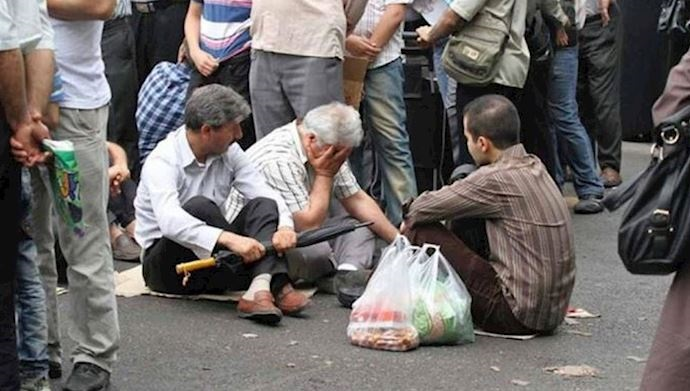 The poor economic situation in Iran