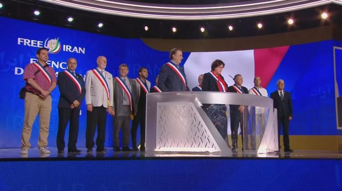 French Mayors and personalities express support for a Free Iran