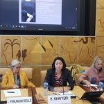 Human Rights Experts at 1988 Massacre at U.N. Conference