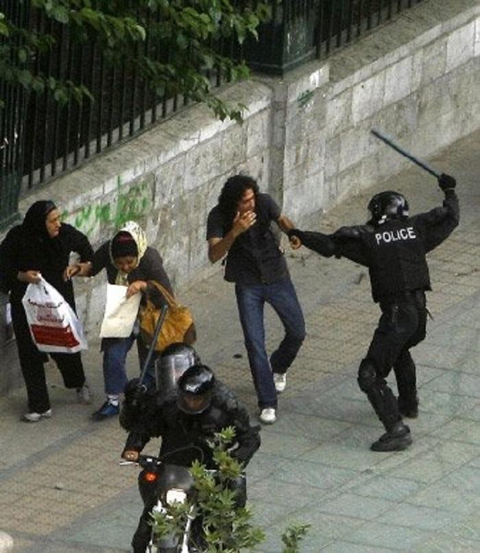 Violation of human rights in Iran