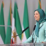 Maryam Rajavi Participate in a ceremony at Ashraf3