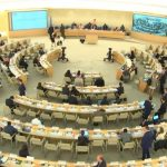 The UNHCR General Debate, the 13th meeting, Geneva