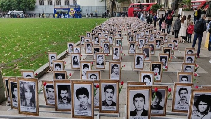 1988 massacre ceremony in the UK