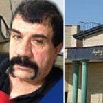 Two political prisoners on hunger strike in prison.