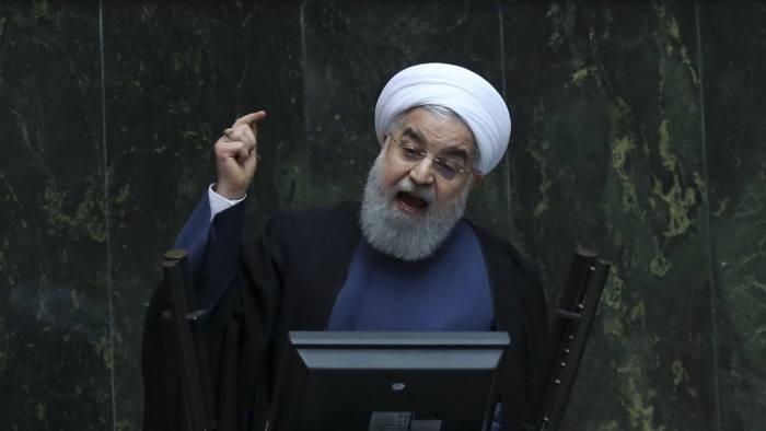 Hassan Rouhani,