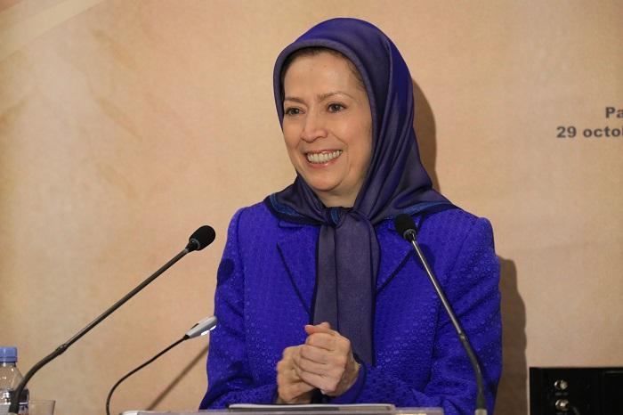 Maryam Rajavi Assemblee Nationale Paris