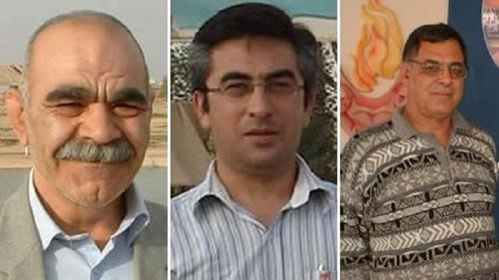 Three MEK supportes executed by Iranian regime