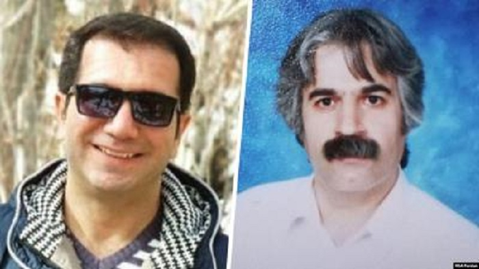 Two political prisoners in Iran on hunger strike