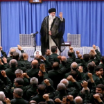 The Iranian regime Supreme leader