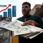 High inflation in Iran