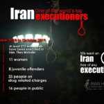 MEK: Death Penalty in Iran Continues