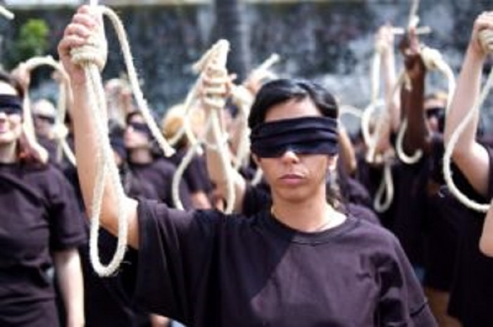 execution of juveniles in Iran
