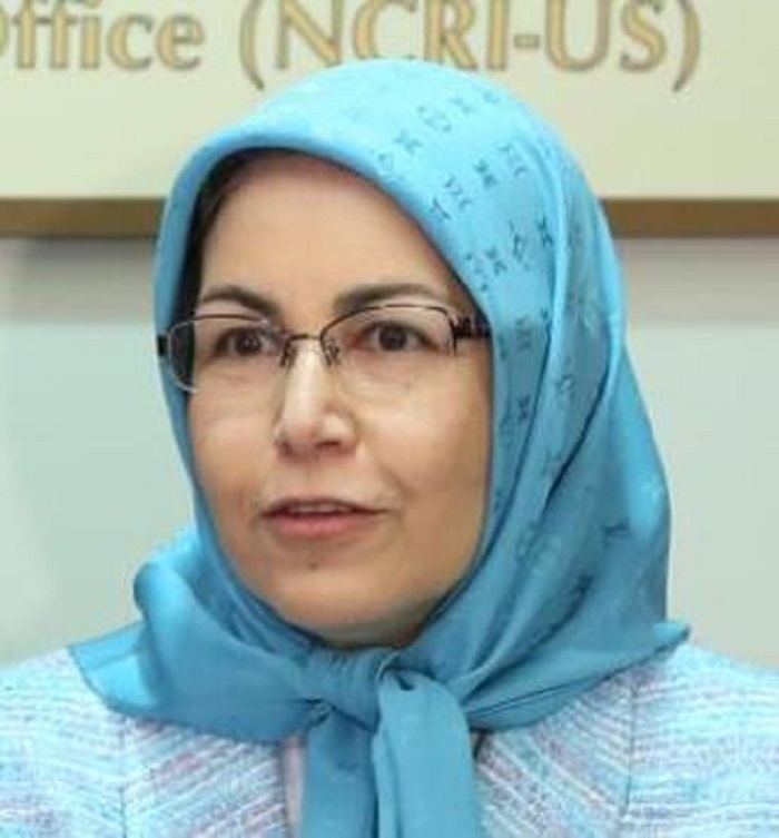 Soona Samsami, the National Council of Resistance of Iran (NCRI)
