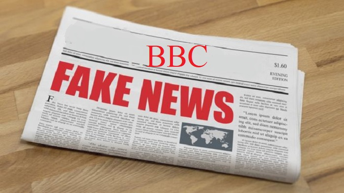 BBC fake news against Iranian opposition MEK