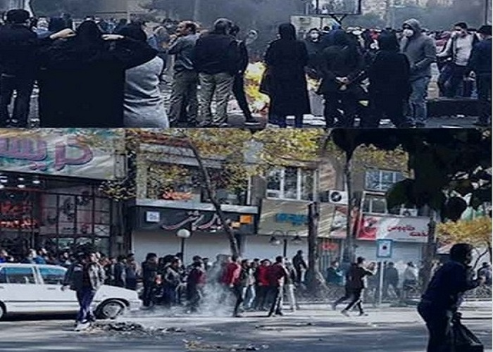 Iran Protests Sixteenth Day of the Uprising for Regime Change