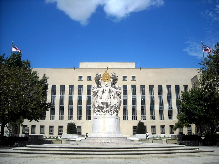 The US Courthouse Building