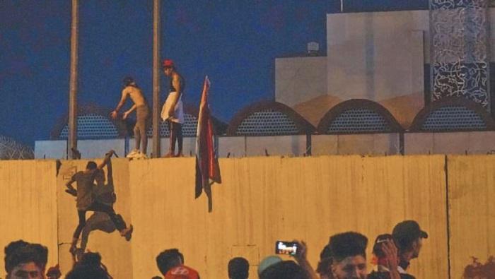 Protest in Karbala