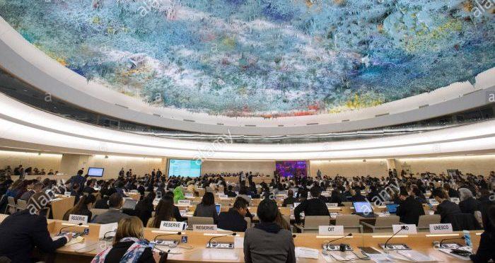 UPR Iran - Geneva - November 2019