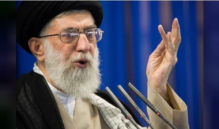 Ali Khamenri, the Iranian regime's supreme leader